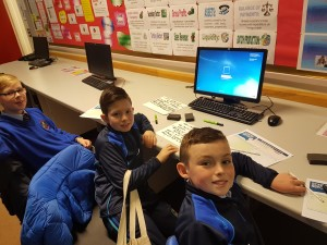 Proud boys of their work